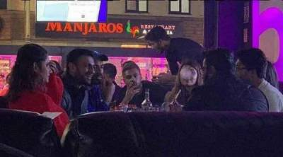 Sania Mirza responds to severe criticism over Sheesha party with Shoaib Malik ahead of high voltage match against India