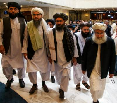 Taliban delegation in Beijing for peace process ahead of US talks
