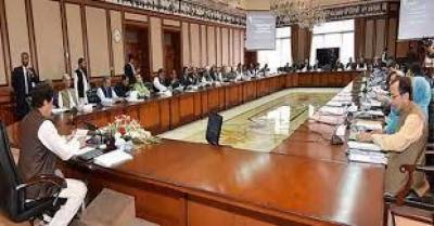Federal cabinet meets under PM Imran Khan with 15 points agenda