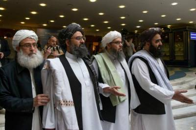 In a new development, Afghan Taliban seek China as guarantor for peace deal with America