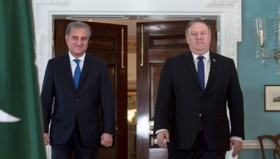 Inside details of Pakistan FM Shah Mehmood Qureshi and US Mike Pompeo telephone call revealed