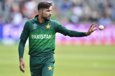 Pacer Mohammad Amir makes an appeal to the Pakistani cricket fans