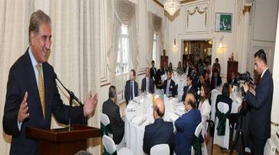 Pakistan FM Shah Mehmood Qureshi's offer to Pakistani community in Britain