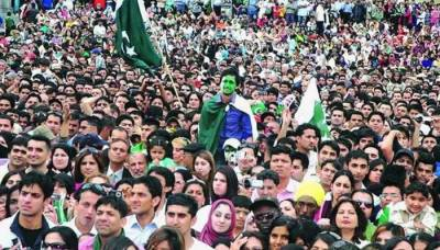 Pakistan's population is expected to climb to 40 crore by this year