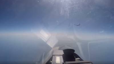 Russian Military Jets intercepted US Nuclear Bombers