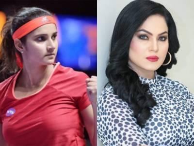 Sania Mirza blasts Pakistani actor Veena Malik, says I'm not mother of Pakistan Cricket team