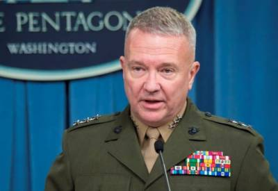 Top US Commander makes new revelations about ISIS in Afghanistan