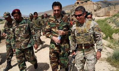 Under US pressure, Afghan Army start to close military checkposts