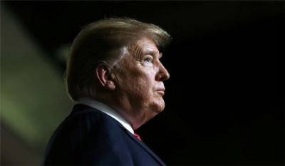 US President Donald Trump faces a setback at home