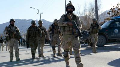 Afghan security forces arrest 30 militants in southern Afghanistan