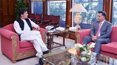 DG ISI calls on PM, discusses professional matters