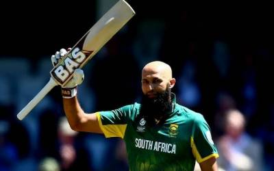 Hashim Amla makes historic achievement at the ICC World Cup