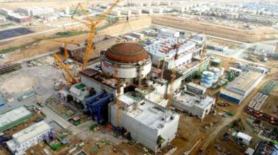 Karachi 2 Nuclear Power Plant nears completion