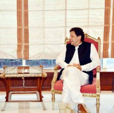 Meetings with Prime Minister : Chinese commander of PLA, Sanjrani. Dr Firdous meet PM