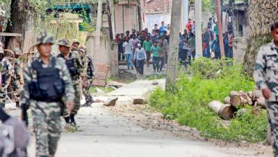 Occupied Kashmir: Police arrests five youth in Shopian