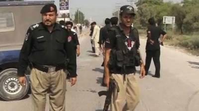 Police foils terror bid in Peshawar