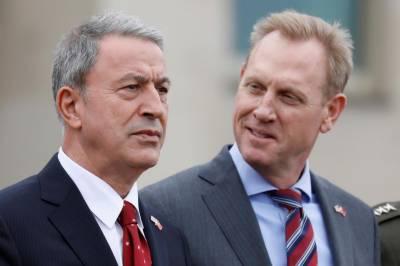 Turkey says U.S. stance on F-35 doesn't fit spirit of NATO partnership