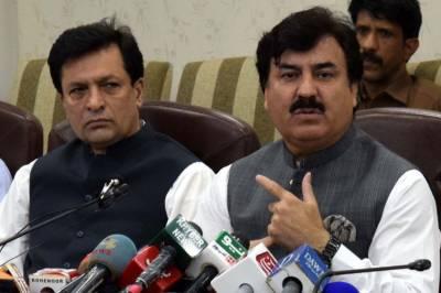 Zardari detained for plundering national kitty: KP Information Minister