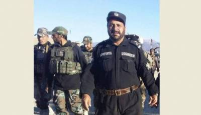 Afghanistan top police chief killed in Taliban attack