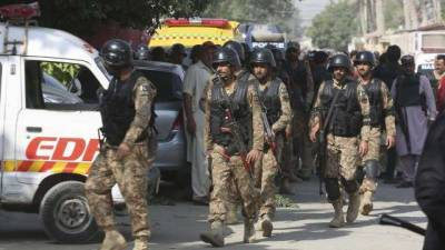 ISIS terrorists involved in kidnapping of former PM son killed in Pakistan