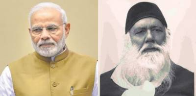 Narendra Modi is the 'second janam' of Sir Syed Ahmed Khan, disgusting claim by Indian media