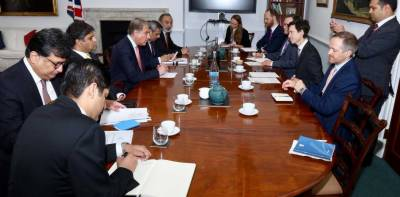 Pakistan, Britain to closely collaborate to achieve prosperity through social sector development