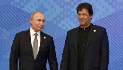Pakistan gets good vibes from Russian President Vladimir Putin