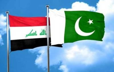 Pakistan, Iraq discuss defence cooperation