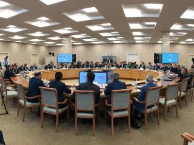 Pakistan participates in high level Afghanistan peace talks in Russia