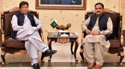 PM, Punjab CM discuss overall situation in province