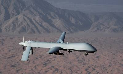 US Military responds over Iranian claims of shooting down spy drone