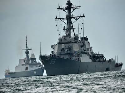 US Navy says mine fragments suggest Iran behind Gulf tanker attack