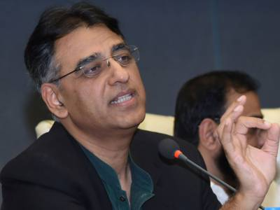 Asad Umer asks govt to review taxes on edibles, small vehicles
