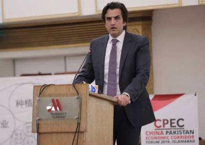 China will provide $ 1bln grant for socio economic development in Pakistan: Khusro