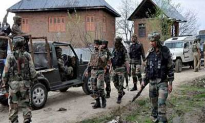 Indian troops launch violent operations in Kupwara, Baramulla, Pulwama