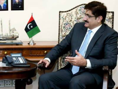 Iranian parliamentary delegation exchanges views with Sindh CM