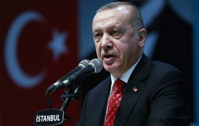 Turkish President says US will refrain from imposing sanctions on Turkey
