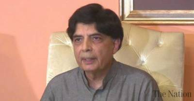 Former Interior Minister Ch Nisar Ali Khan lashes out at PM Khan, PTI government