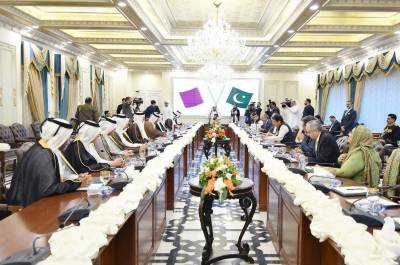 Pakistan and Qatar PMs held one on one meeting, key decisions taken