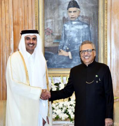 Qatar Emir's offer to Pakistan
