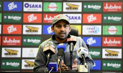 Pakistan Skipper Sarfraz Ahmed revealed why Haris Sohail was dropped in earlier matches, it's ridiculous