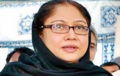 PTI files petition in ECP for disqualification of Faryal Talpur