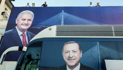 Turkish President Tayyip Erdogan suffers a bruising blow
