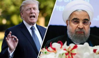 US President Trump vows new Iran sanctions