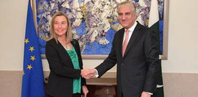 Pakistan and European Union ink strategic engagement plan