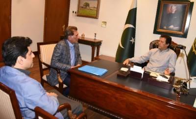 PTI leaders in USA, MNAs call on Imran Khan
