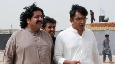 PTM leaders Ali Wazir, Mohsin Dawar sent to Central Jail Peshawar
