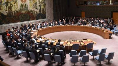 Pakistan endorsed India's candidature for Non permanent seat in UN Security Council