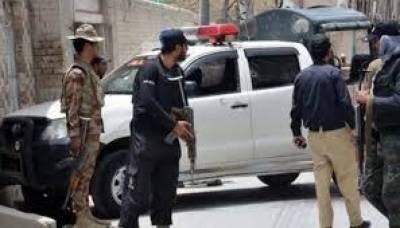 Three suicide attackers storm police lines, killed at spot by security forces