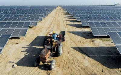 US tech firm to make investment in Pakistan solar power sector
